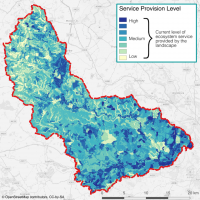 Windrush Flood Provision Map