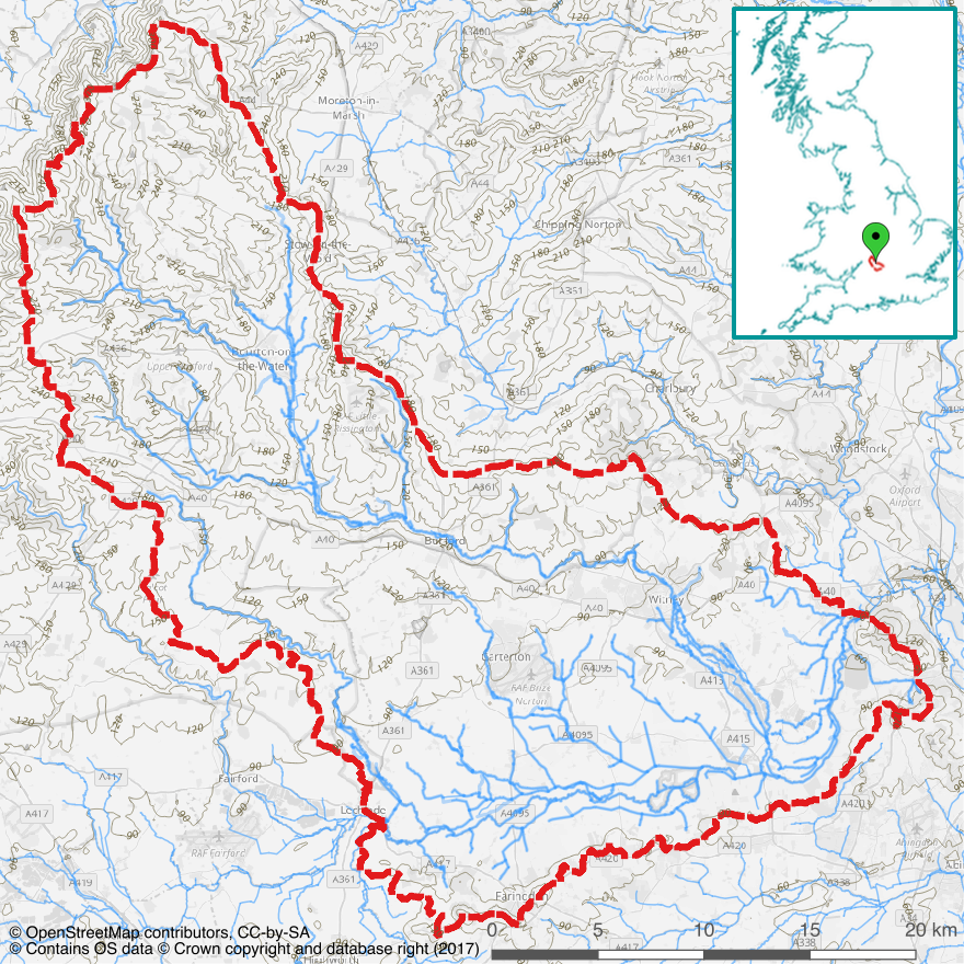 Windrush: Catchment-Scale Planning
