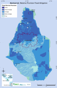 Montserrat Flood Provision